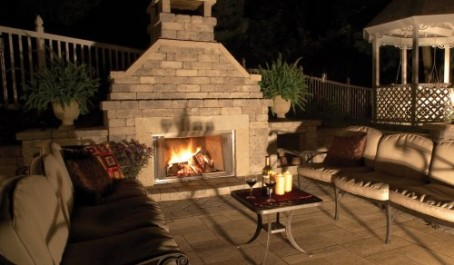 Outdoor Fireplaces - Outdoor Fireplaces €� United Brick And Fireplace