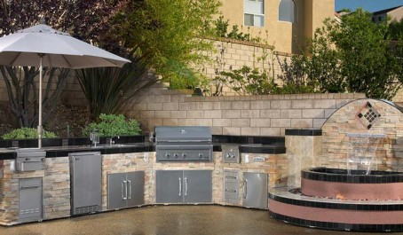 Outdoor Kitchen 454×265